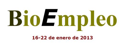 BioEmpleo 22 enero