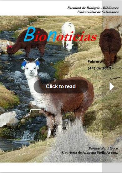 BioNots 26 febrero