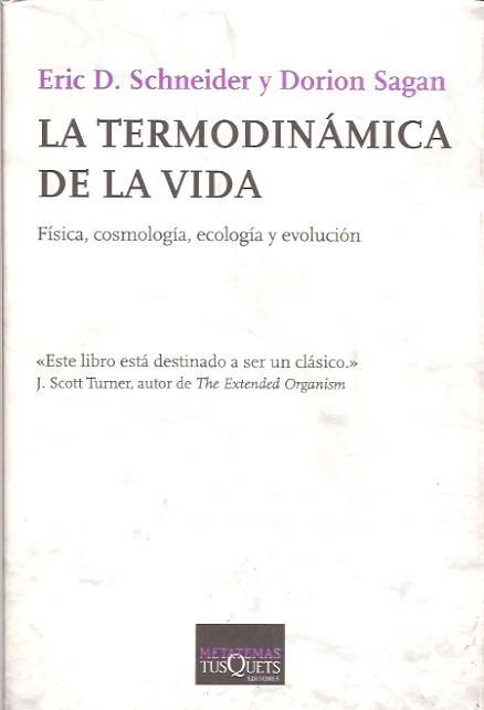 Termodinamica de la vida