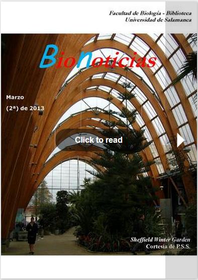 BioNots 12 marzo