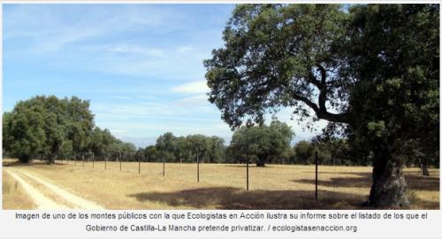 Montes Castilla La Mancha