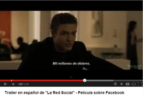 trailer red social